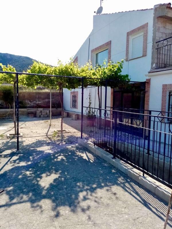 Chalet En Castalla