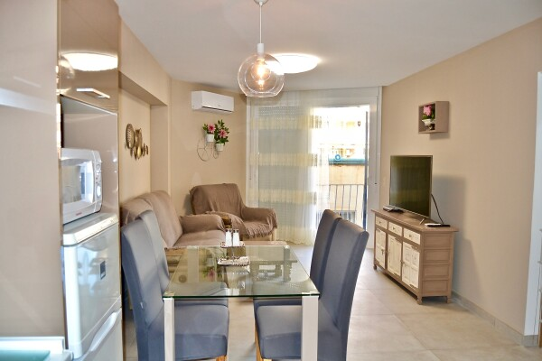 Apartamento En Playa Levante Benidorm.